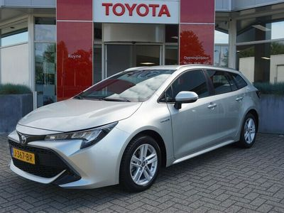 tweedehands Toyota Corolla Touring Sports 1.8 Hybrid Active Navigatie Camera Clima