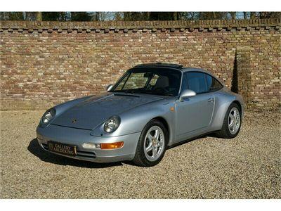 tweedehands Porsche 911 3.6 Targa Manual gerabox version full (service) h