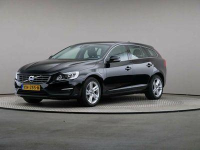 tweedehands Volvo V60 2.4 D5 Twin Engine Lease Edition, Automaat, Navigatie