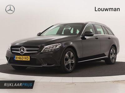 tweedehands Mercedes 200 C-Klasse Estated Business Solution Avantgarde | Navigatie, Stoelverwarming, Parkeerpakket, LED koplampen