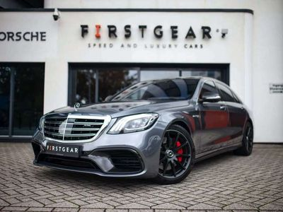 tweedehands Mercedes S63 AMG AMG 4Matic+ Lang *AMG Driver's Package / Massage / Pan