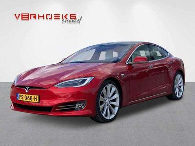 tweedehands Tesla Model S 100D (69.500,- incl. btw) 4% bijtelling!!