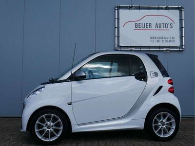 tweedehands Smart ForTwo Electric Drive coupé BRABUS Airco/15inch/Origineel