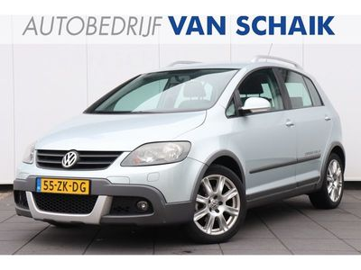 tweedehands VW Golf Plus Cross 1.4 TSI CRUISE | LMV | ECC