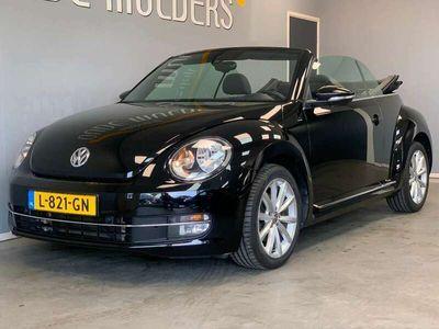 tweedehands VW Beetle Cabriolet 1.2 TSI Exclusive Series Cruise/Camera/N