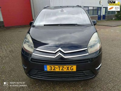 tweedehands Citroën Grand C4 Picasso 2.0-16V Exclusive 7p. LPG/ GAS/ 7 PERSOONS/ CLIMAX