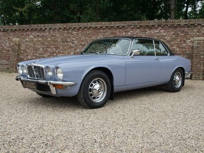 tweedehands Jaguar XJ6 4.2 Coupe Series 2 RHD well documented