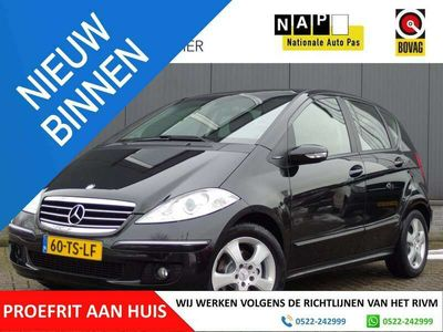 tweedehands Mercedes A150 Avantgarde 5drs Automaat Airco/LM/Cruise