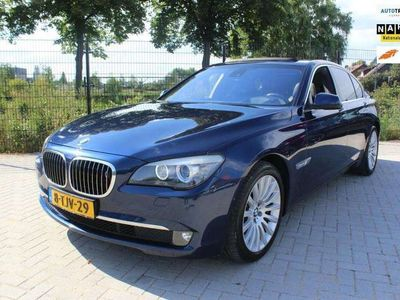 tweedehands BMW 750 750 i ActiveHybrid Individual Schuifdak Xenon Camer