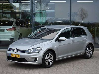 tweedehands VW Golf e-Golf *EX BTW* Dynaudio, Warmtepomp, Camera, Navi