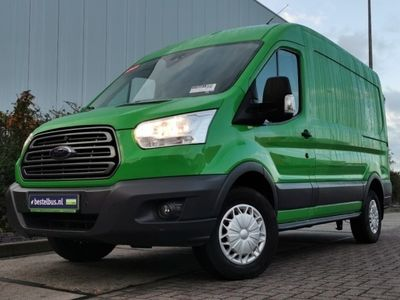 tweedehands Ford Transit 350 l 125 trend, airco,