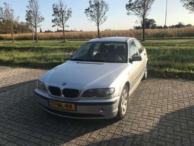 tweedehands BMW 316 i Black&Silver II remmen kapot