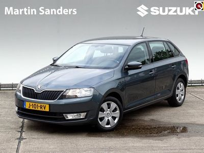 tweedehands Skoda Rapid Spaceback 1.2 TSI Greentech Ambition