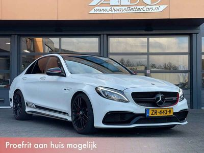 tweedehands Mercedes C63 AMG AMG S Edition 1 Burmester