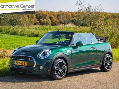 tweedehands Mini Cooper S Cabriolet 2.0 Chili Serious Business Stoelverw. | Navi | Cli