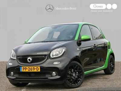 tweedehands Smart ForFour Electric Drive | Prime | Cool & Media | Panoramada