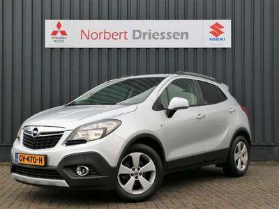 tweedehands Opel Mokka 1.6 CDTi Edition / 1500 KG trekgewicht