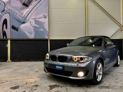 tweedehands BMW 118 Cabriolet 118i | Sportstoelen | Xenon |