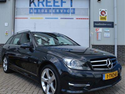 tweedehands Mercedes 180 C-KLASSE EstateAmbition Avantgarde *NIEUW*