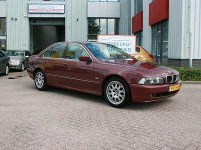 tweedehands BMW 525 525 d Special Executive