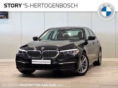 tweedehands BMW 520 520 Sedan d Executive Automaat / Navigatie Professi