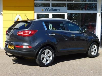 tweedehands Kia Sportage 2.0 X-ECUTIVE PLUS PACK *CLIMA/CRUISE/BLUETOOTH*
