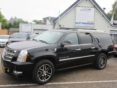 tweedehands Cadillac Escalade 6.2 V8 Sport Luxury ?long version 7 persoons