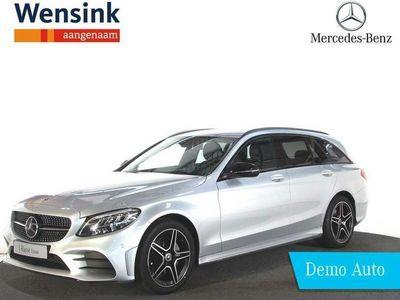 tweedehands Mercedes C180 Estate Business Solution AMG | Trekhaak | Achterui