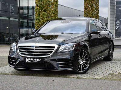 tweedehands Mercedes S400 400d 4Matic Lang Premium Plus -AMG Line Plus-DAB-
