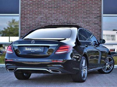 tweedehands Mercedes E350 e AMG-Line incl-BTW Pano Widescreen El-Trekh Lane-Side Camera