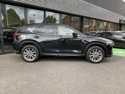 tweedehands Mazda CX-5 2.0i Automaat Business Luxury Bose/Leder/360View