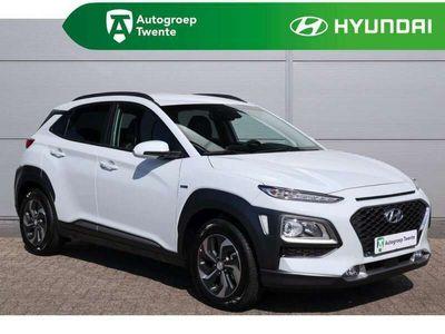 tweedehands Hyundai Kona 1.6 GDI HEV Fashion / Automaat / Carplay Navigatie