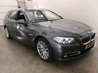 tweedehands BMW 520 5 Serie d 190pk Touring Luxury Edition 1e Eigenaar / Origineel NL