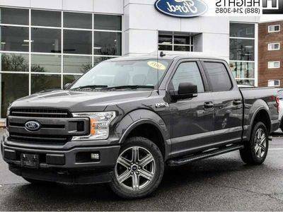 tweedehands Ford F-150 F 150 (USA) XLT 5.0L V8 2018