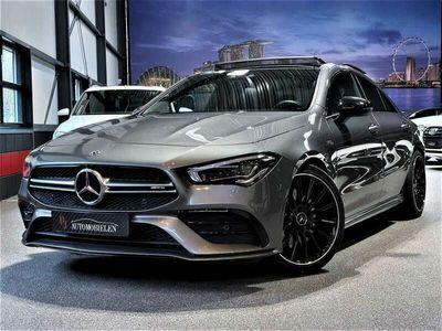 tweedehands Mercedes CLA35 AMG CLA-Klasse4Matic INCL BTW 4Matic Pano