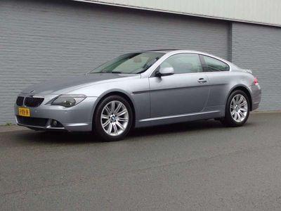 tweedehands BMW 645 645 Ci Coupe 2004 Zeer mooi + APK tot Feb. 2021