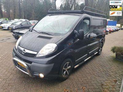 tweedehands Opel Vivaro 2.5 CDTI L1H1 3-persoons AIRCO (btw vrij)