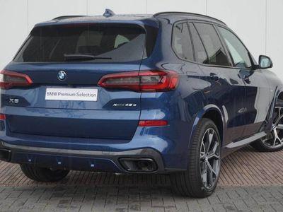 tweedehands BMW X5 xDrive 45e Aut. High Executive M Sportpakket - Service Inclusive - 5 jaar/100.000 km