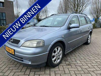 tweedehands Opel Astra Wagon 1.6-16V Njoy Airco /
