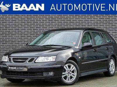 tweedehands Saab 9-3 Sport Estate 1.8t Business | Leder |