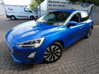 tweedehands Ford Focus 1.0 EcoBoost 125pk B&O Connected Business 5drs