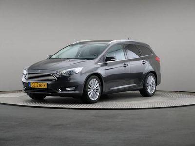 tweedehands Ford Focus 1.0 Titanium Edition, Navigatie, Xenon