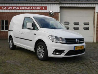 tweedehands VW Caddy 2.0 TDI BMT Highline Airco cruise controle