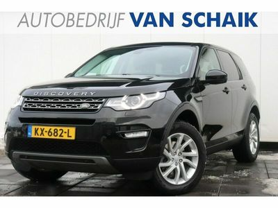 tweedehands Land Rover Discovery Sport 2.0 TD4 HSE Luxury | 180 PK | NAVI | PANO | CAMERA | LEDER |
