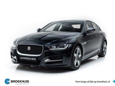 tweedehands Jaguar XE 2.0D 163pk R-Sport Automaat