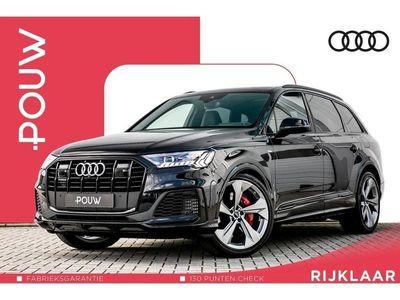 tweedehands Audi Q7 60 TFSIe 456pk Tiptronic Quattro Competition + S-Sportstoelen + Head-up Display