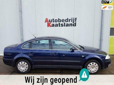 tweedehands VW Passat 2.0 Comfortline Lees Advertentie