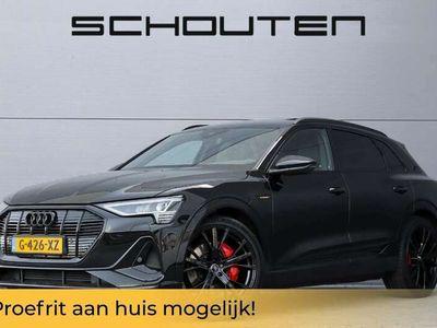 "tweedehands Audi E-Tron - 50 Launch ed Black S-Line Pano 22"""