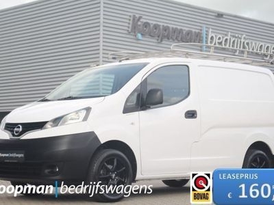 tweedehands Nissan NV200 1.5dCi Optima | Airco | Cruise | Camera | Trekhaak