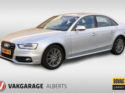 tweedehands Audi A4 1.8 TFSIe Limited S Limousine / Navigatie / 170 PK 6 Maand Bovag garantie